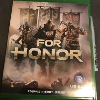 XBOX FOR HONOR 榮耀戰魂