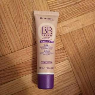 Rimmel London 9-in-1 Matte BB Cream Beauty Balm in Light