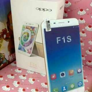 OPPO F1S KOREAN HIGH COPY   OCTACORE -- 4,500PESOS  SPECS : 2GB RAM 16GB ROM 13MP BACK CAMERA 8MP FRONT CAMERA MARSHMALLOW 5.5INCHES  message us your inquiries