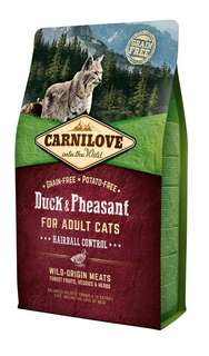 CARNILOVE Duck & Pheasant for Adult Cats - 6KG
