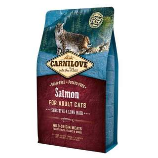CARNILOVE Salmon for Adult Cats - 6KG