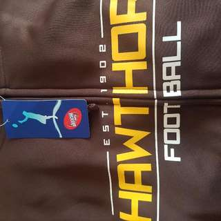 Brand New Hawthorn AFL hoodie