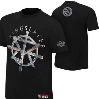 WWE Seth Rollins Kingslayer Shirt.