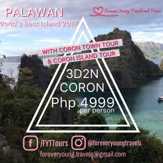 Coron Sulit Trip Package