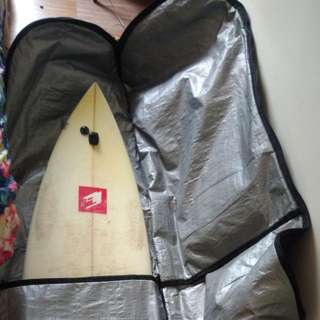 Surf Board With Bag For Two - Swap For Used IPAD