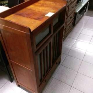 古董檜木菜櫥