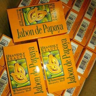 Whitening Soap (Heavenly Beauty Jabon De Papaya)