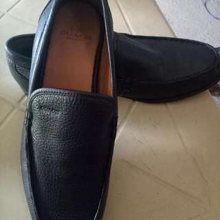 Coach new york..ORIGINAL leather shoes (US-size 10)(euro-size 43)