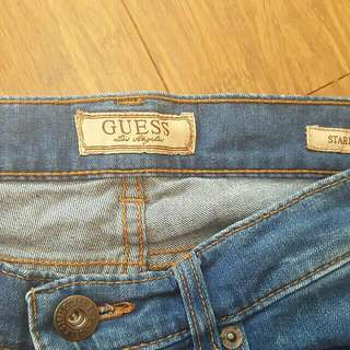 Guess Skinny Jeans - Size 10. RRP $119