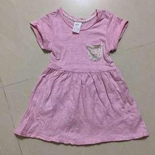 H&M女童洋裝