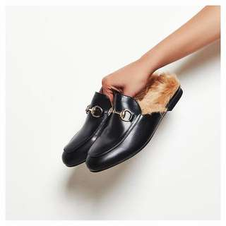 Ego Black Shoes