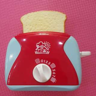 Wow!!! Toaster With Bread. #FreePostage