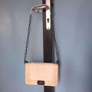 Channel Sling Bag