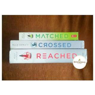 Matched Series (Free Shipping Within Metro Manila)