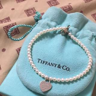 Tiffany Mini Pearl Bracelet