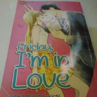 Friday Im In love