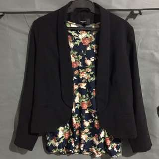 MANGO corporate blazer