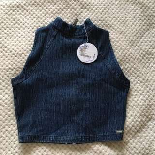 ResDenim Crop