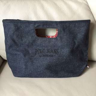 🈹 Polo Jeans denim Handbag