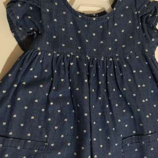 Baby Casual Dress From Oshkosh