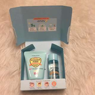 Etude House Wonder Pore Trial Kit