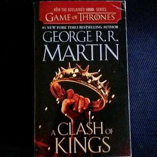 A Game Of Thrones The Clash Of Kings