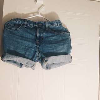 Vintage Old Navy Denim Shorts