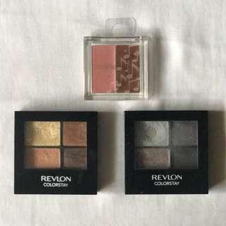 Revlon And loreal Eyeshadow
