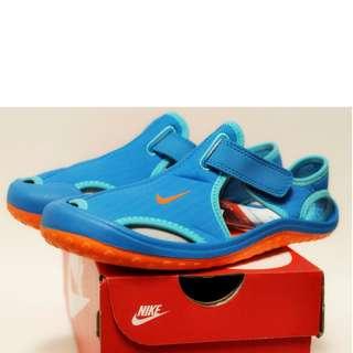 Nike SunRay Protect Girls Blue/Orange 3Y