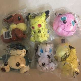ok便利店 Pokémon Go 比卡超 公仔