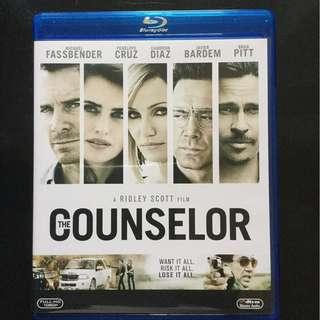 Counselor Blu Ray