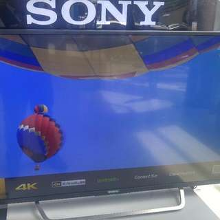 "Sony Bravia 4K 49"" Android Internet LED TV (Brand New)"