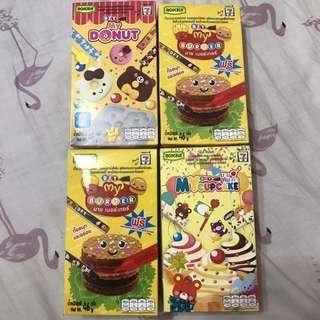 泰國7-11糖果DIY