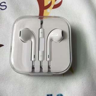 APPLE 全新耳機