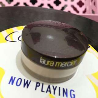 Laura Marcier Translucent Powder