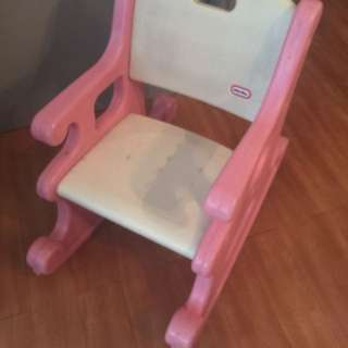 Little Tikes Rocking chair For Girls