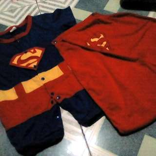 Superman Custome