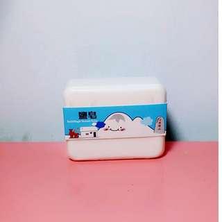 七股鹽山-鹽皂