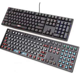 Ducky 711 Limited Edition Mechanical Keyboard (11 Multi Cherry Mx)