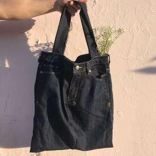 Reworked Ksubi Denim - Market Bags
