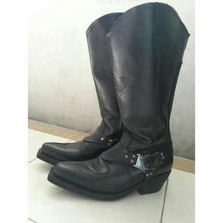 Sepatu Boot Touring (Polantas)
