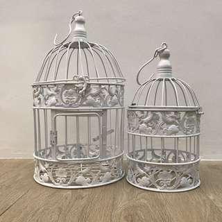 Wedding Decoration - Bird Cages