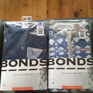 Size 0 Bonds Wondersuits