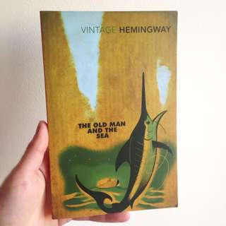 Old Man and the Sea - Ernest Hemingway