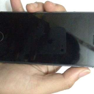 iPhone5s Space Gray