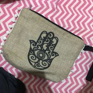 God Hands Pouch