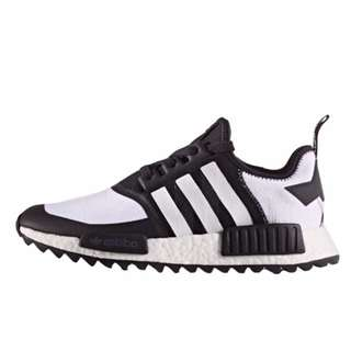 2c8fec7af Nmd R1 Trail Black White White Mountaineering x Adidas