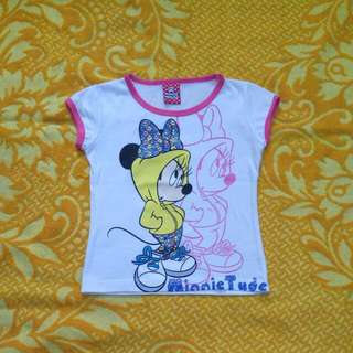 Minnie Mouse Tee 5
