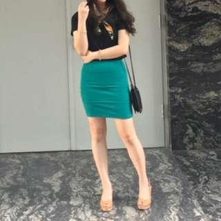 Pull & Bear Slim Skirt