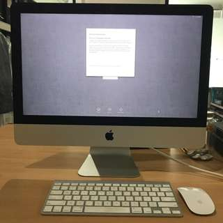 "Apple - iMac 21.5"" (late 2012)"